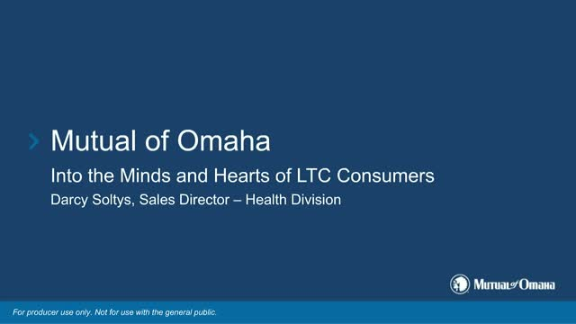 Inside the Hearts and Minds of LTCi Consumers