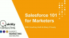 Salesforce Best Practices for Marketers