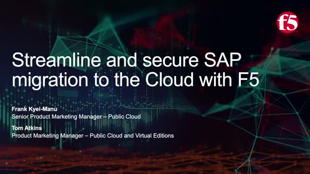 The Freedom to Deploy SAP Applications Anywhere