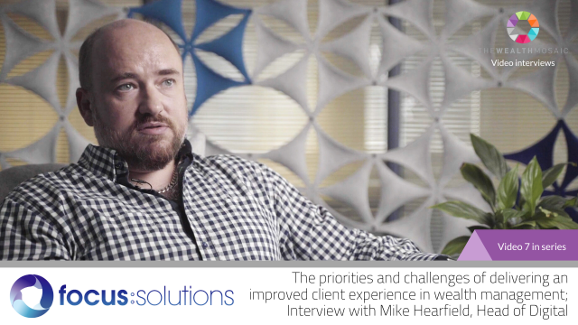 Focus Solutions: Delivering improved client experience in wealth management