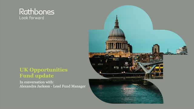 Rathbone UK Opportunities Fund Update