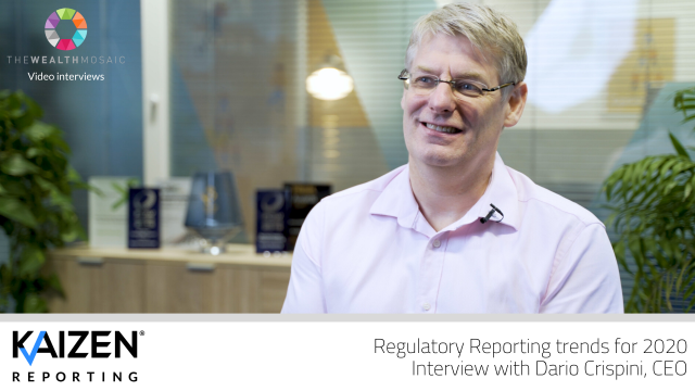 Kaizen: Regulatory reporting trends for 2020