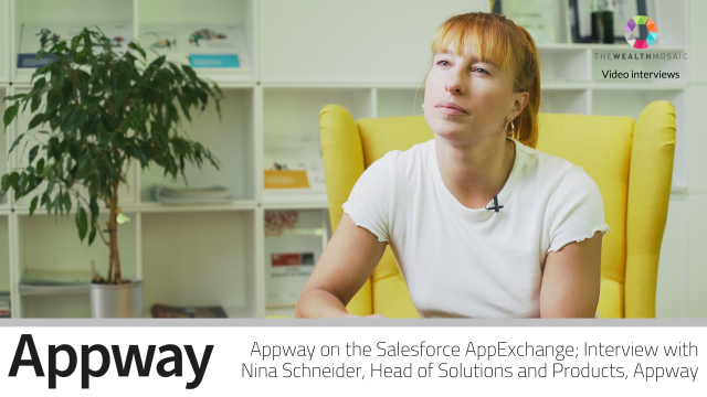 Appway on the Salesforce AppExchange