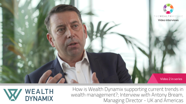 How is Wealth Dynamix supporting current trends in wealth management?