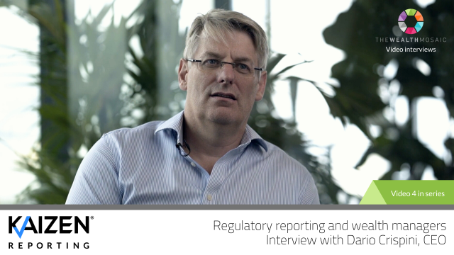 Kaizen: Regulatory reporting – issues, practice, status and risks