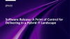 Software Release: A Point of Control for Delivering in a Hybrid IT Landscape