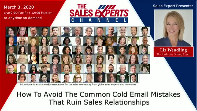 How To Avoid The Common Cold Email Mistakes That Ruin Sales Relationships