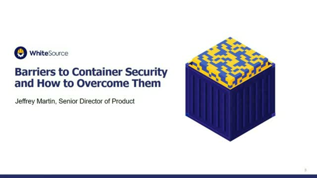 Barriers to Container Security and How to Overcome Them