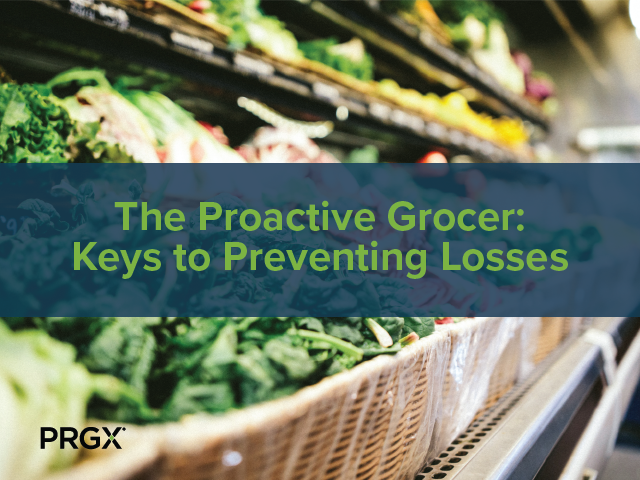 The Proactive Grocer: Keys to Preventing Losses