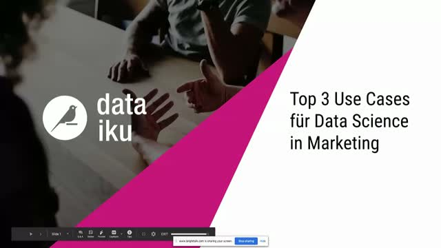 Top 3 Use Cases für Data Science in Marketing