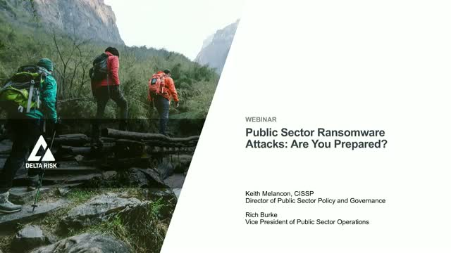 Public Sector Ransomware Attacks: Are You Prepared?