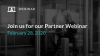 Partner Exclusive Webinar: Switching ExtraHop Performance customers to Reveal(x)
