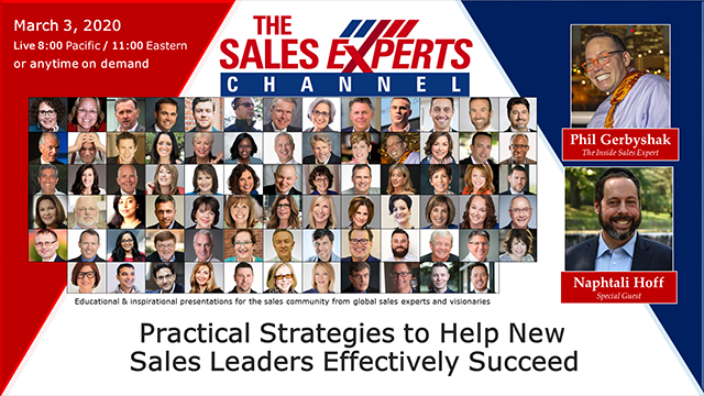 Practical Strategies to Help New Sales Leaders Effectively Succeed