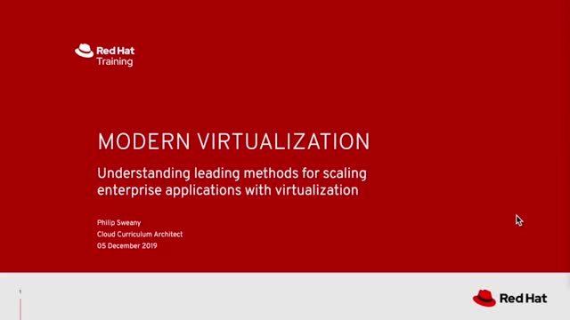 Modern virtualization: Understanding leading methods for scaling enterprise apps