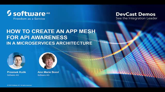 How to Create an App Mesh for API Awareness in a Microservices Architecture