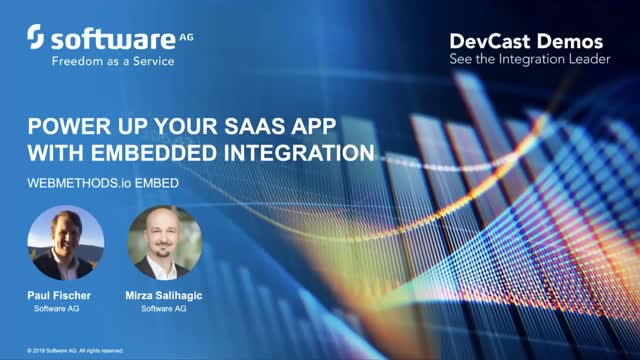 DevCast: Power Up Your SaaS App with Embedded Integration