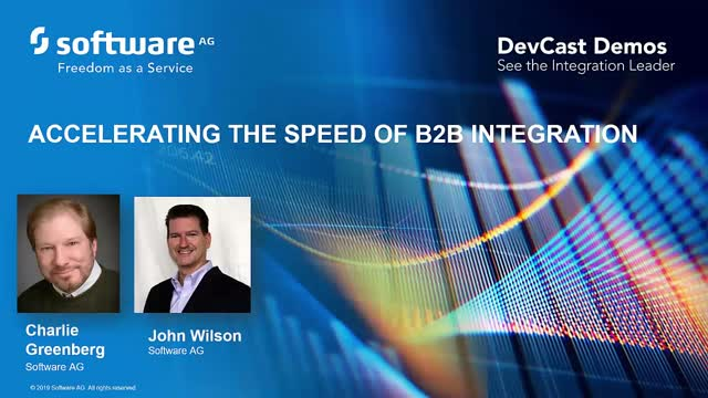 DevCast: Accelerating the Speed of B2B Integration