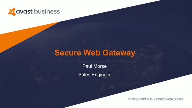 Cloud-based, enterprise-grade web protection for channel partners