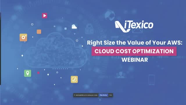 Right Size the Value of Your AWS: Cloud Cost Optimization Webinar
