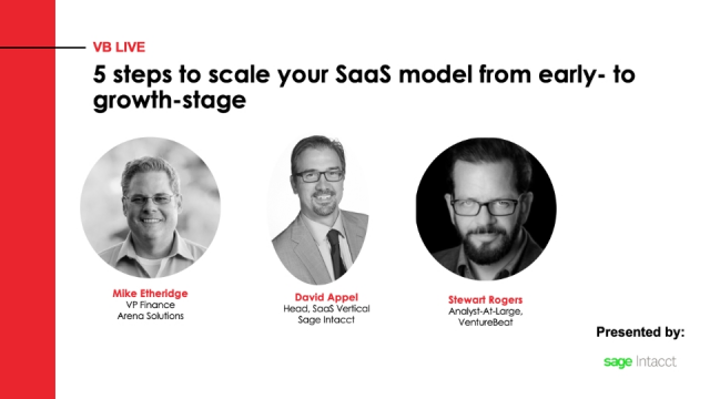5 steps to scale your SaaS model from early- to growth-stage
