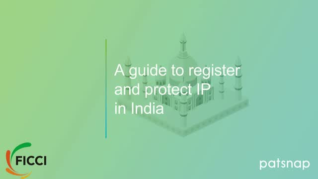 A guide to register and protect IP in India