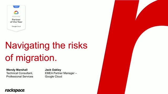 Why Migrate? learn how to navigate the risks of a migration