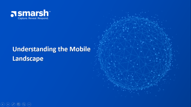 The Time Is Now: Understanding the Mobile Landscape