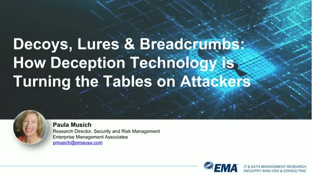 Decoys, Lures & Breadcrumbs: Deception Technology Turns the Tables on Attackers