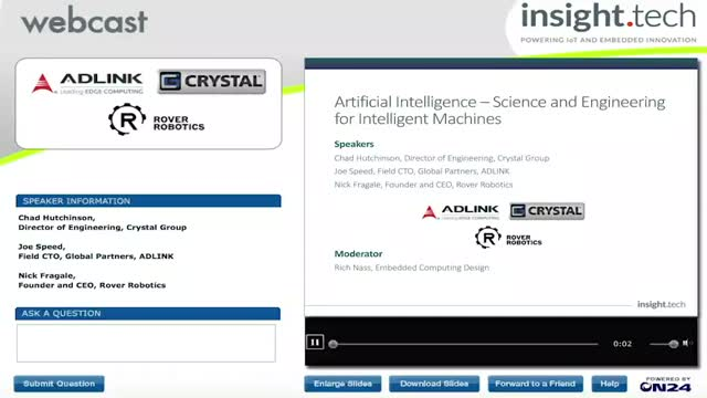 Artificial Intelligence – Science and Engineering for Intelligent Machines