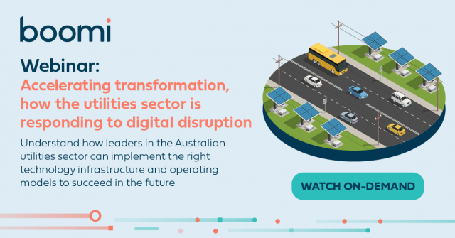 Accelerating transformation, how utilities are responding to digital disruption
