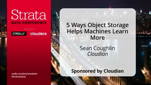 5 Ways Object Storage Helps Machines Learn More