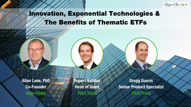 Innovation, Exponential Technologies & The Benefits of Thematic ETFs