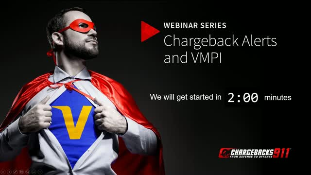 Chargeback Alerts and VMPI: Two-tiered Protection