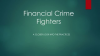 Financial Crime Fighters: A Closer Look at Risks & Best Practices