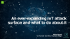 An ever-expanding IoT attack surface and what to do about it