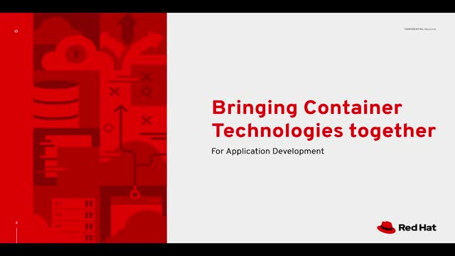 Combine Red Hat's Container Technologies & Automate Code Deployment