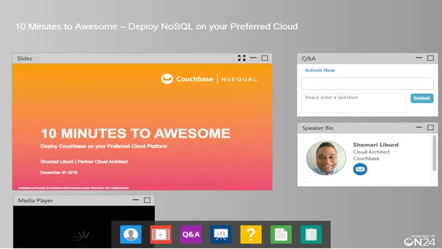 10 Minutes to Awesome – Deploy NoSQL on your Preferred Cloud
