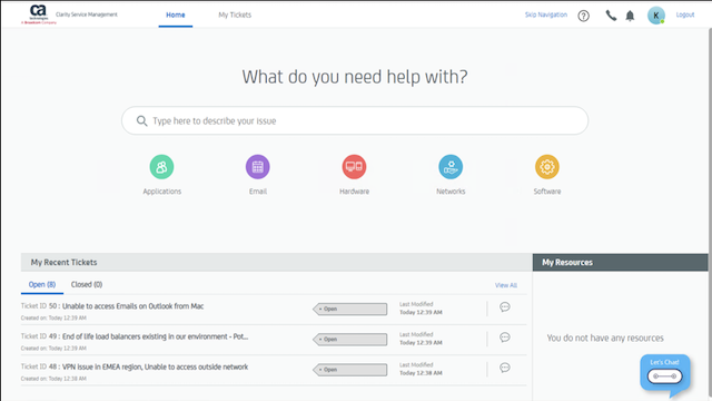 What's New in Clarity Service Management 17.3