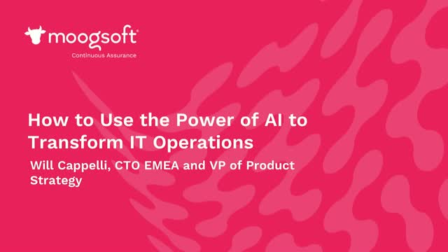 How to Use the Power of AI to Transform IT Operations