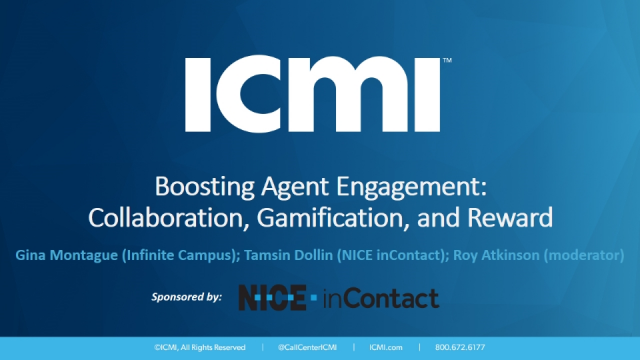 Boosting Agent Engagement: Collaboration, Gamification, and Reward