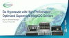 Go Hyperscale with High-Performance, Optimized Supermicro MegaDC Servers