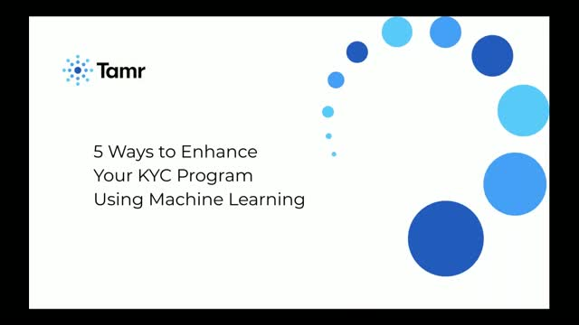 5 Ways to Enhance Your KYC Program Using Machine Learning