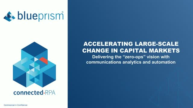 BP & Reinfer: Accelerating large-scale change in Capital Markets