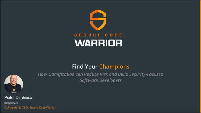 Find Your Champions