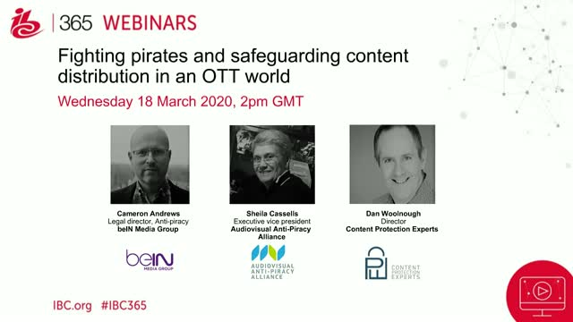 Fighting pirates and safeguarding content distribution in an OTT world