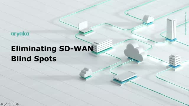 Eliminating SD-WAN Blind Spots: Top Insights for End-to-End Visibility