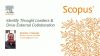 Identify Thought Leaders & Drive External Collaboration with Scopus