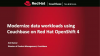 Modernize data workloads using Couchbase on Red Hat OpenShift