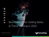 Best Practices for Getting Better at Threat Hunting in 2020