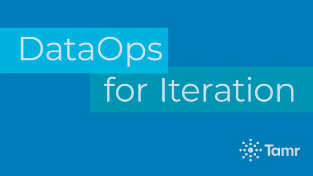 DataOps for Iteration